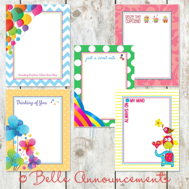 ChemoAngels Summer Notecards