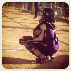 Abigail the catcher