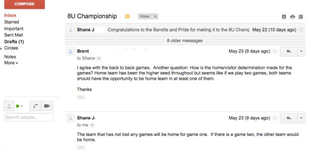 Pride Wins Championship