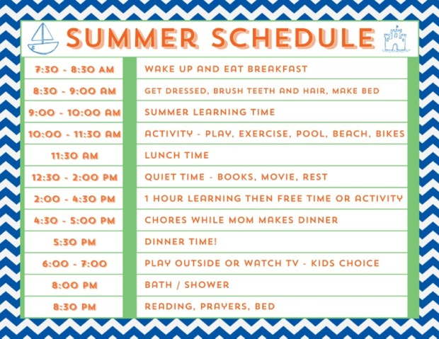 Summer_Schedule_Template